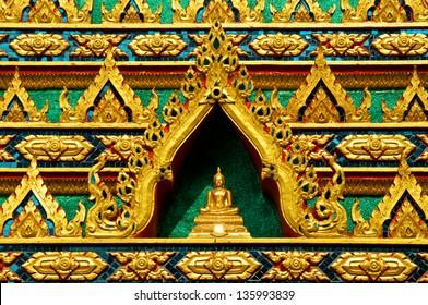 Goldon Buddha