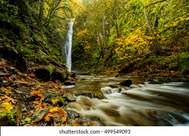 Goldstream Niagara waterfalls in Victoria series  - Wonderful  Niagara waterfalls after October Storm 1,