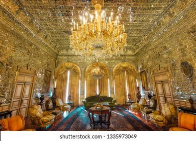 Golestan Palace in Tehran, Iran, taken in January 2019 taken in hdr