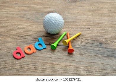 Fathers day golf images