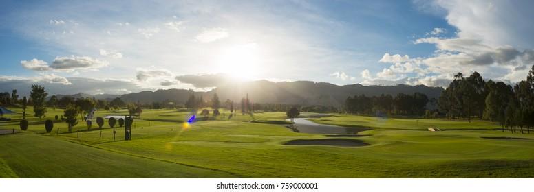 golf camp afternoon