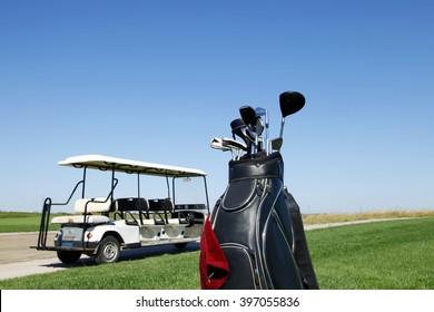 Golf club and golf car