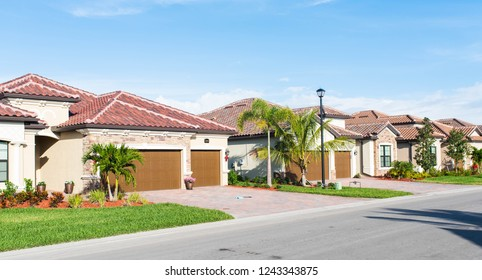 Golf community and new neighborhood in Bonita Springs, Florida