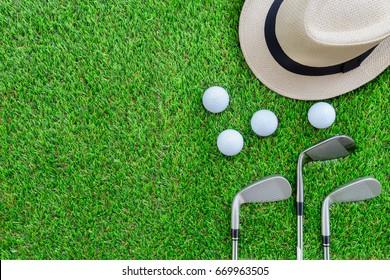 a52588535e9 Golf concept   Panama hat