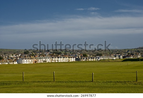Golf course Cornwall