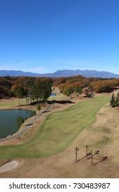golf course in nasu