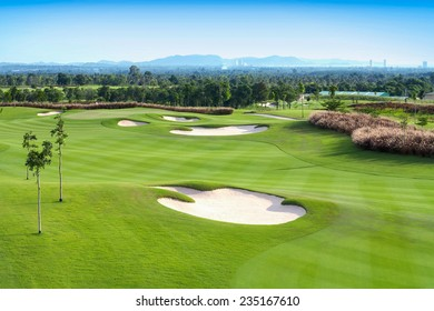 golf course sport, Golfing Holidays in Thailand