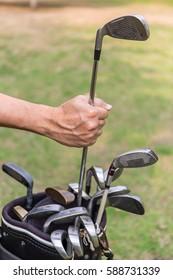 Golf Equipment sport