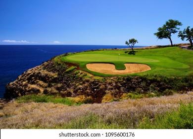 Golf on Lanai