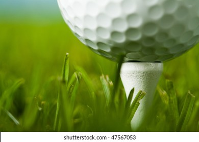 Golf - relaxing and friendly game, good idea to spend free time with family.