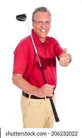 Golf teacher