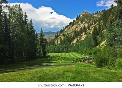 Golf in Vail Beaver Creek Colorado