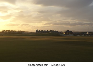 Golf at West Sands, St Andrews