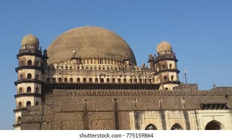 The Golgumbaz dome