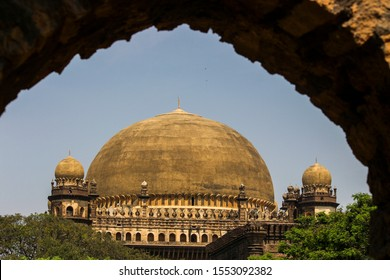 Golgumbaz is the second biggest tomb in the world. It is situated at Bijapur, Karnataka, INDIA. Adilshahi has built this monument.