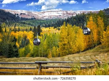 gondola skiing colorado