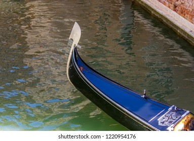 Gondola in the Venice canal