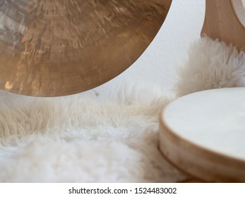 Gong Sound therapy music instrument