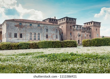 Gonzaga Saint George Castle - italian landscape and travel destinations - Mantua italy