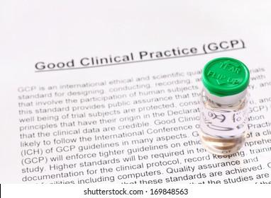 Good Clinical Practice. GCP.