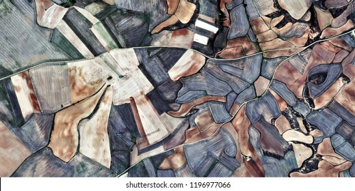 good friend, tribute to Picasso, abstract photography of the Spain, aerial view, representation of human labor camps, abstract, cubism, abstract naturalism,
