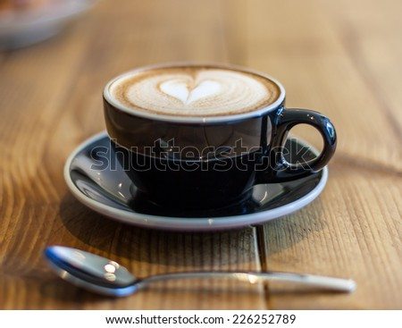 Good Morning Coffee Cup Stock Photo Edit Now 226252789 Shutterstock