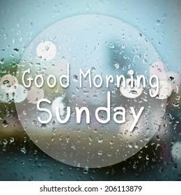 Rainy Sunday Images Stock Photos Vectors Shutterstock