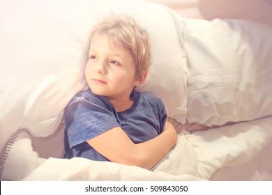 Good Morning Sweet Boy Stock Photo Edit Now 509843050 Shutterstock
