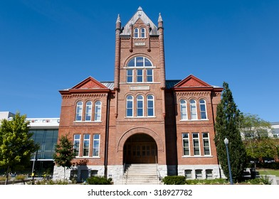 Goodes Hall Building at Queen's University - Kingston - Canada