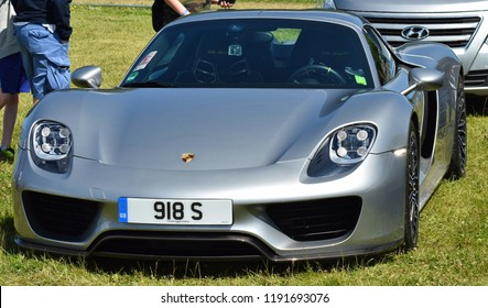 GOODWOOD, UK July 12:  Porsche Carrera GT at the Goodwood festival of speed, Goodwood, England