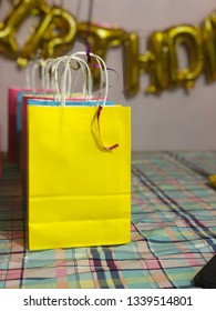 Goody bags for birthday party