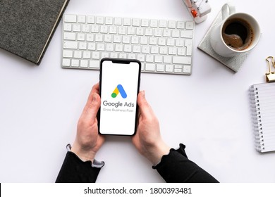 Google ads or Adwords Marketing Premium Image for Digital Marketers and CPA experts or Teachers. New Fresh image Aug 2020.