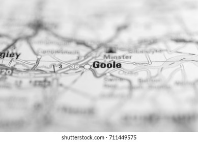 Goole on map.