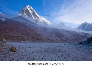 Gorak-shep, Everest Base Camp trekking, Nepal