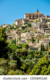 Gordes, village in provence, south of france