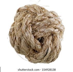 Gordian Knot - magic gordian knot, rope