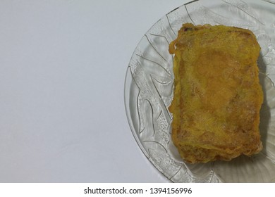 gorengan : fried food is one type of popular snack in indonesia, tofu