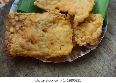 Gorengan/ Fritters, Indonesian favorite snacks