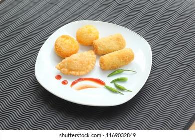 Gorengan Indonesian Food
