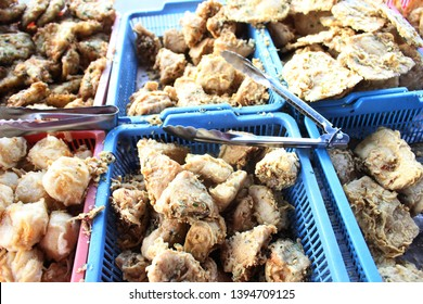 gorengan is Indonesian street food that can be bought in the afternoon- image