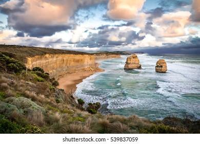Gorgeous Coastline, Twelve Apostles, Western Australia