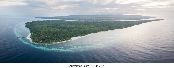 Gorgeous and healthy coral reefs grow throughout Wakatobi National Park, south of Sulawesi in Indonesia. This beautiful region harbors amazing reefs and a wide array of marine life.