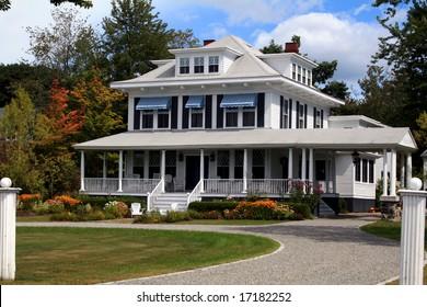 Gorgeous New England Home