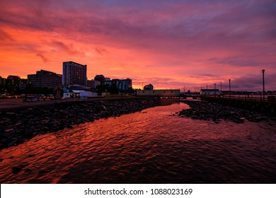 Gorgeous Sunset in Halifax Canada