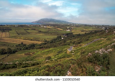 A gorgeous view from Mamore, Ireland.