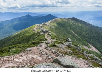 Gorgeous views from the Franconia Ridge Trail in New Hampshire's White Mountains