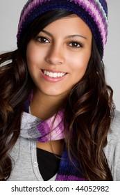 Gorgeous Winter Teen