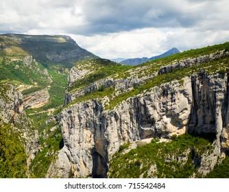 Gorges du Verdon, Provence France