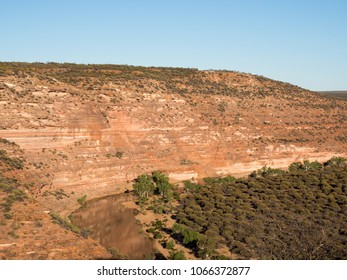 Gorges and Murchison River, Kalbarri National Park, Western Australia