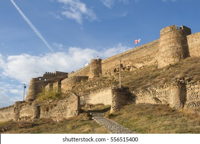 Gori fortress in Georgia